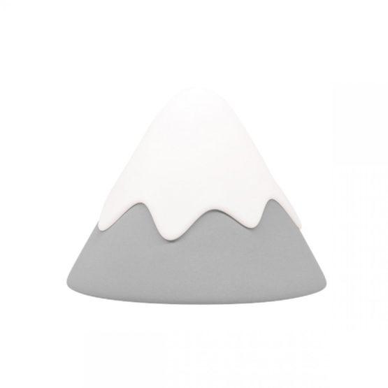 Veilleuse Tactile Snow Mountain Gris