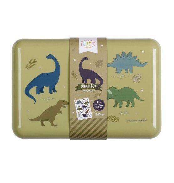 Boîte à goûter Dinosaures