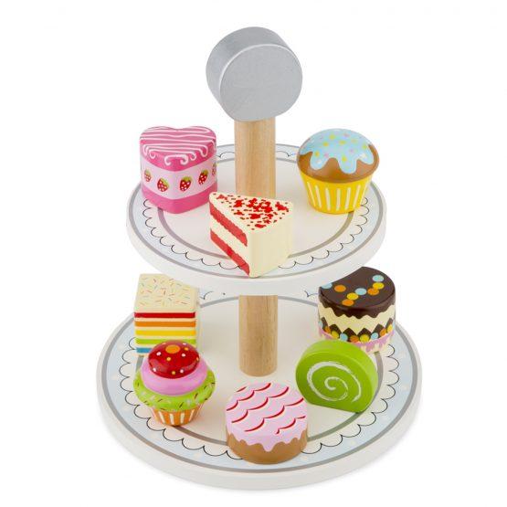 Etagère à gâteaux New Classic Toys