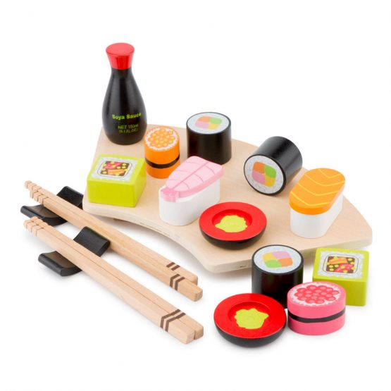 Set à sushis New Classic Toys